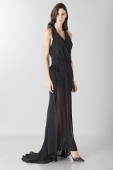Drexcode - Dress with neck fastening - Vivienne Westwood - Rent - 3