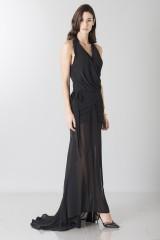 Drexcode - Dress with neck fastening - Vivienne Westwood - Sale - 4