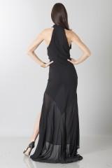 Drexcode - Dress with neck fastening - Vivienne Westwood - Sale - 2