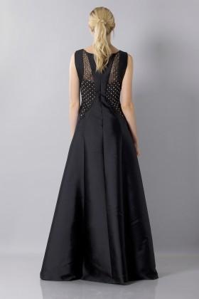 Dress with jewels - Alberta Ferretti - Rent Drexcode - 2
