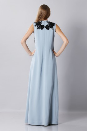 Floor-length dress with v-neck and embroideries - Antonio Marras - Rent Drexcode - 2