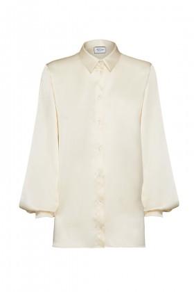 Camicia in seta con maniche tagliate - Redemption - Sale Drexcode - 2