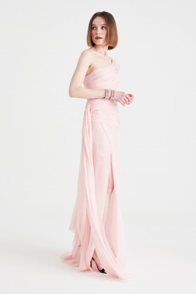 Abito in chiffon rosa - Redemption - Sale Drexcode - 1