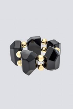 Bracciale elastico in resina - Sharra Pagano - Rent Drexcode - 1