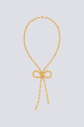 Bow necklace - CA&LOU - Sale Drexcode - 1