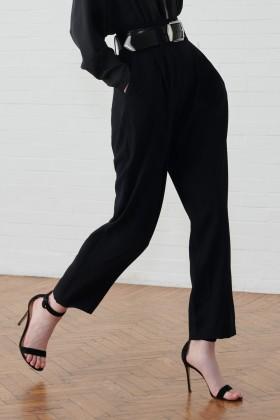 Pantalone nero a vita alta - IRO - Rent Drexcode - 1
