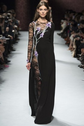 Lace embroidered dress - Nina Ricci - Sale Drexcode - 1