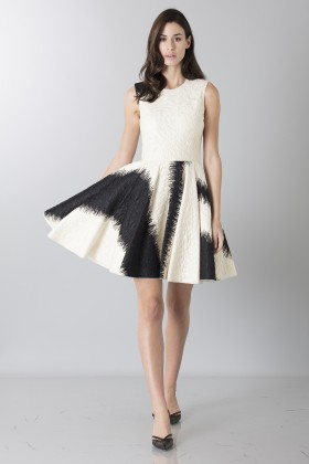 Silk dress - Giambattista Valli - Rent Drexcode - 2