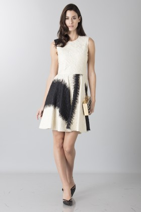 Silk dress - Giambattista Valli - Rent Drexcode - 1