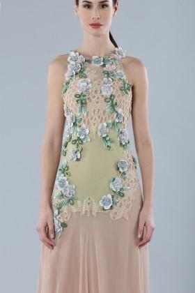 Chiffon dress - Alberta Ferretti - Rent Drexcode - 1