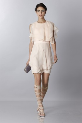 Silk dress - Antonio Berardi - Rent Drexcode - 1