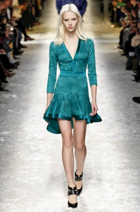 Satin minidress - Blumarine - Sale Drexcode - 1