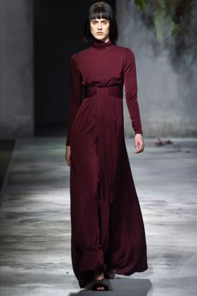 Silk dress with back neckline - Vionnet - Rent Drexcode - 2