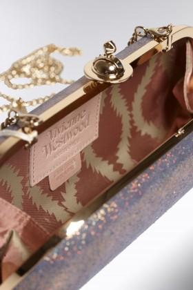 Glitter clutch - Vivienne Westwood - Rent Drexcode - 2