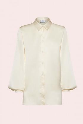 Camicia in seta con maniche tagliate - Redemption - Sale Drexcode - 1