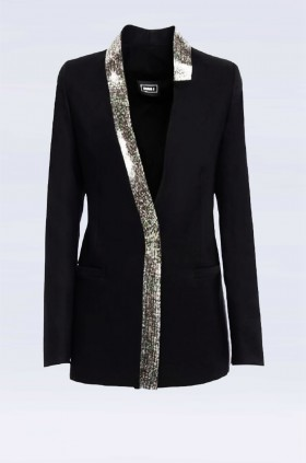 Jacket with rhinestone strap - Doris S. - Rent Drexcode - 2