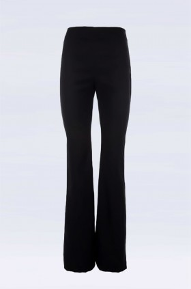 Black high-waisted trousers - Doris S. - Rent Drexcode - 1