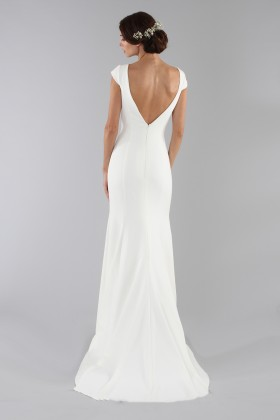 Bridal gown with drop neckline - Ilenia Sweet by Bellantuono - Rent Drexcode - 2