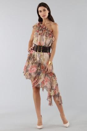 One-shoulder dress - Philosophy by Lorenzo Serafini - Rent Drexcode - 2