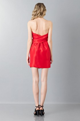 Silk bustier dress - Moschino - Sale Drexcode - 2