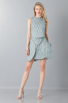 Formal patterned gown - Antonio Berardi - Sale Drexcode - 1