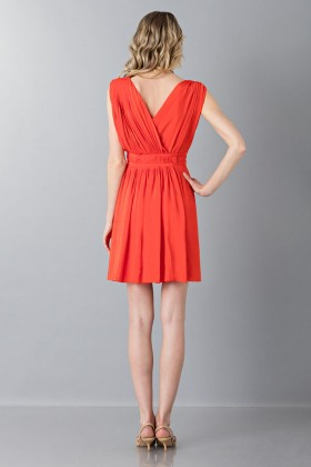 Silk tunic dress - Vionnet - Rent Drexcode - 2