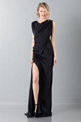 Long silk dress - Vionnet - Rent Drexcode - 1
