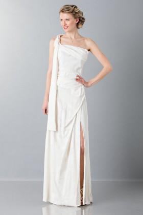 Floral printed silk dress - Vivienne Westwood - Rent Drexcode - 1
