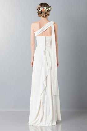 Floral printed silk dress - Vivienne Westwood - Rent Drexcode - 2