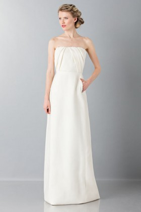 Wool long dress - Giambattista Valli - Rent Drexcode - 1