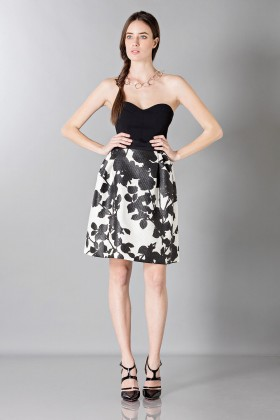 Floreal patterned skirt - Antonio Marras - Rent Drexcode - 1
