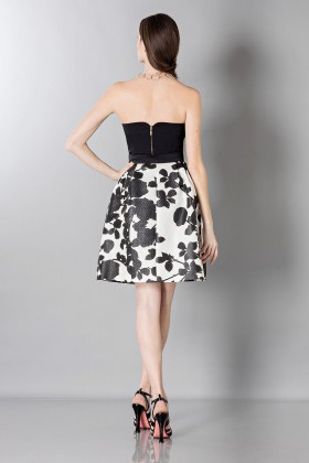 Floreal patterned skirt - Antonio Marras - Rent Drexcode - 2
