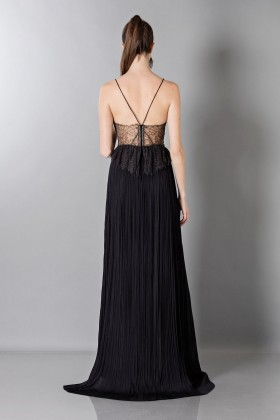 Lamè lace dress - Maria Lucia Hohan - Rent Drexcode - 2