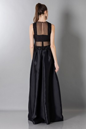 Silk loose-fitted skirt  - Alberta Ferretti - Rent Drexcode - 2