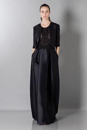 Short black jacket - Alberta Ferretti - Rent Drexcode - 1