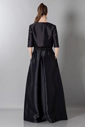 Short black jacket - Alberta Ferretti - Rent Drexcode - 2