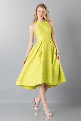 50s dress - Monique Lhuillier - Rent Drexcode - 1