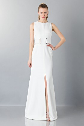 Wedding dress with belt - Antonio Berardi - Rent Drexcode - 1