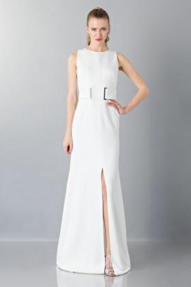 Wedding dress with belt - Antonio Berardi - Rent Drexcode - 1