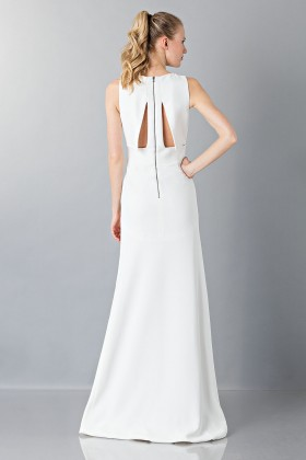 Wedding dress with belt - Antonio Berardi - Rent Drexcode - 2