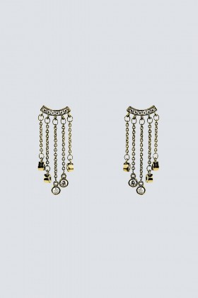 Earrings with multipendants - Federica Tosi - Rent Drexcode - 2