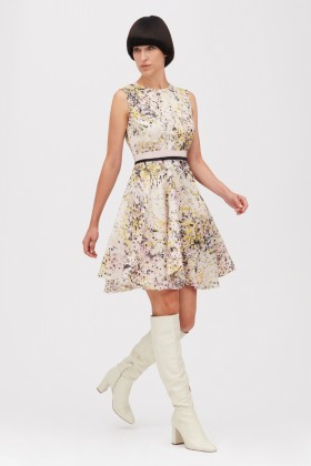Printed silk dress - Giambattista Valli - Rent Drexcode - 1