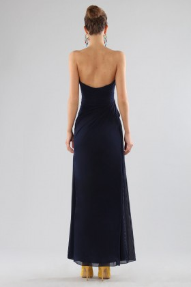 Blue bustier dress - Forever unique - Rent Drexcode - 2