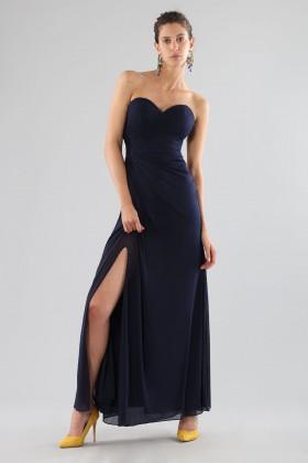Blue bustier dress - Forever unique - Rent Drexcode - 1