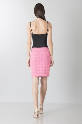 Skirt with diamonds - Moschino - Sale Drexcode - 2
