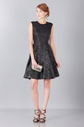 Cloque dress - Giambattista Valli - Rent Drexcode - 1