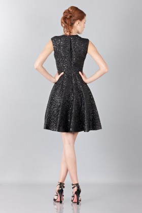 Cloque dress - Giambattista Valli - Rent Drexcode - 2