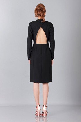 Smoking dress - Nina Ricci - Rent Drexcode - 2