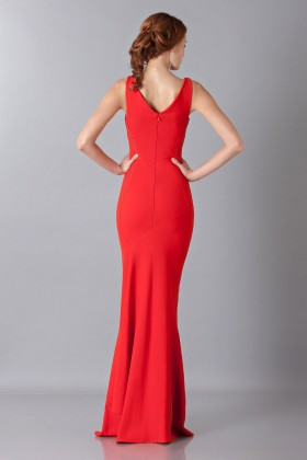 Long dress - Antonio Berardi - Rent Drexcode - 2