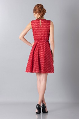 Macrame' dress - Giambattista Valli - Rent Drexcode - 2